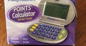 Weight Watchers Points Weight Loss Calculator Model NAC 2B 2007 NIB