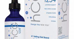 Creative Bioscience hCG 1234 Weight Loss Supplement Fat Burner