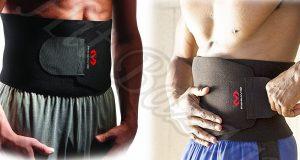 WAIST TRIMMER AB Belt Sweat Slimming Weight Loss Sauna Belly Wrap Fat Burner