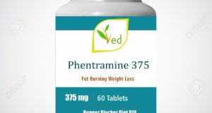 Phentramine 375 mg Fat Burner- Weight Loss Diet Pills, Natural and Organic