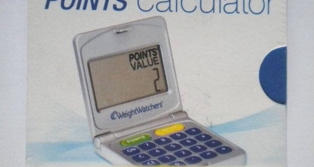Weight Watchers Points Weight Loss Calculator Model 2005 / NEW SEALED