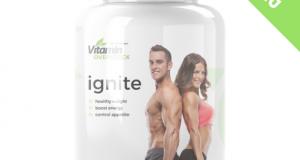 IGNITE: Powerful Fat Burner & Fast Keto Weight Loss Supplement (Xyngular alt)