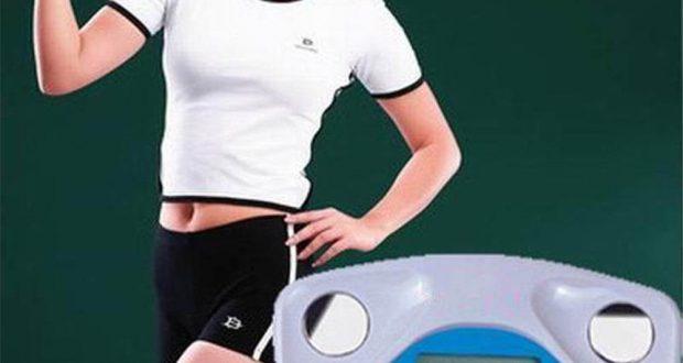 Weight Loss Handy Digital BMI Meter Body Fat Tester Health Monitor Calculator