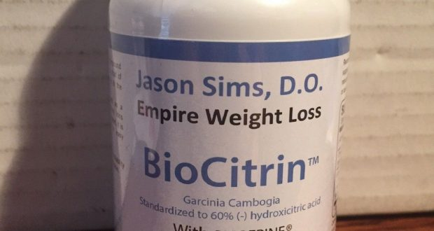 BIOCITRIN Fat Burner Supplement  90 tabs, Legere, Doctor Approved WEIGHT LOSS