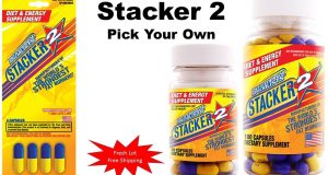 Stacker 2 Dietary supplement Fat Burner Weight Loss Capsules (Pick Your Own) USA