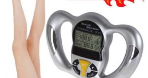 Handheld Fat Loss Analyzer Monitor Body Weight Loss BMI KCAL Tester Meter Scales