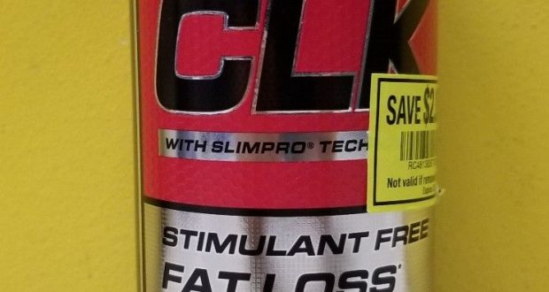 Cellucor CLK Stimulant Free Fat Loss Dietary Supplement 60 Softgels, Raspberry.