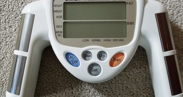 Omron HBF-306/306C Fat Loss Monitor