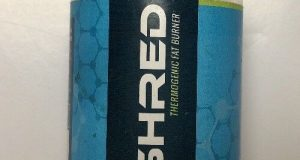 Shred Thermogenic Fat Burner Weight Loss Supplement 60 Capsules  EXP 5
