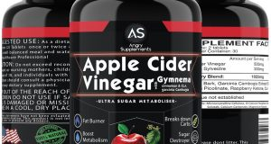 Angry Supplements Apple Cider Vinegar Pills Weight Loss Natural Detox FAT BURNER