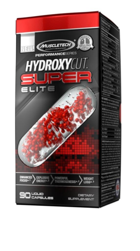 Muscletech Hydroxycut Super Elite, 90 Count Weight Loss Control