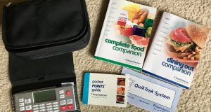 Weight Watchers Weight Loss Kit FlexPoints Flex Points 2003 Calculator