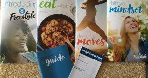 Weight Watchers 2018 WW FREESTYLE WELCOME Booklets + Pocket Food Guide +BONUS++