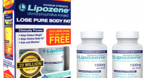 2 Pack Lipozene Maximum Strength Weight Loss Supplement 30 x2 60 Capsules 2020
