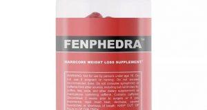 Fenphedra (60 Caps) – Best Diet Pills for Hardcore Fat Loss & Faster Metabolism