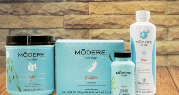 Modere M3 Body System Weight Loss + TRIM Exp 2020