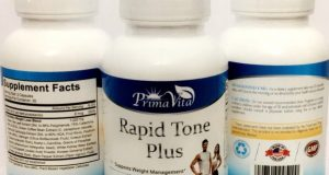 Rapid Tone Plus Weight Loss Supplement- Supports Rapid Fat Burn