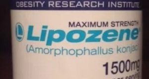 NEW Lipozene Maximum Strength 30 Capsules 1500 mg Weight Loss NOVEMBER 2019