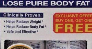 New Lipozene Weight Loss Pills Maximum Strength Bonus exp. 2020 damaged packing