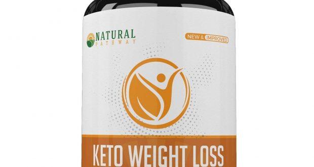 Keto Diet Weight Loss Pills Fat Burner for Women and Men That Work Ketogenic