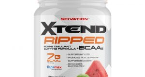 Scivation Xtend Ripped BCAA Powder + Fat Loss, Branched Chain Amino Acids, BCAAs