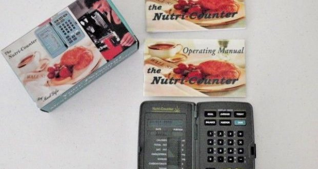 The Nutri-Counter – Diet Calculator – Meal Planner – Personal Weight Loss System