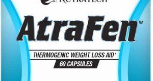 Atrafen – Powerful Diet, Fat Burner Appetite Suppressant, Fast Weight Loss NEW