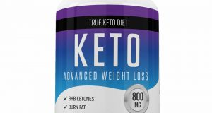 Shark Tank Keto Diet Pills Weight Loss Supplement To Burn Fat Fast 60 Capsules