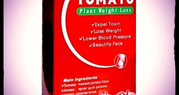 Tomato Herbal Natural Plant Slimming Weight Loss Diet Pills  %100 Authentic