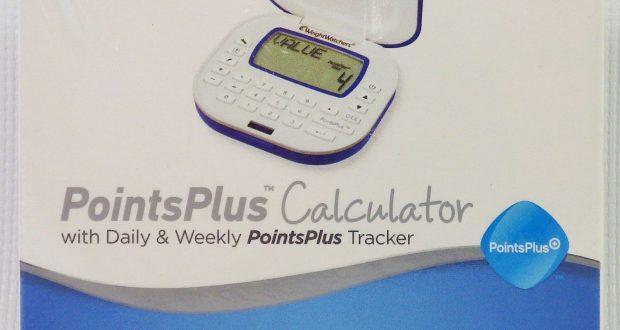 Weight Watchers Points Plus PointsPlus Weight Loss Calculator Tracker