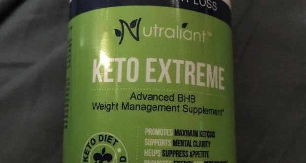 New Nutraliant KETO EXTREME Weight Loss Diet Pills Increase Energy Fat Burner
