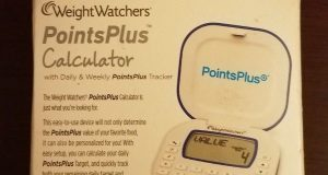 Weight Watchers Points Plus PointsPlus Weight Loss Calculator Tracker In Box