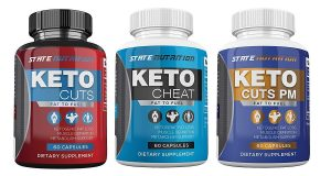 Keto Diet Stack Fat Burner, Carb Blocker, Sleep Aid, Ketogenic Diet Weight Loss