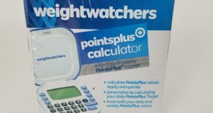NEW Weight Watchers Points Plus PointsPlus Weight Loss Calculator Tracker Blue