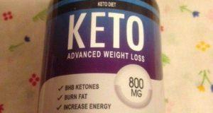 Keto Tone Diet Advanced Weight Loss- 800mg- keto trim fat fast  exp 2020