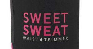 Sweet Sweat Waist Trimmer Burn Fat Weight Loss for Men & Women Sizes S M L