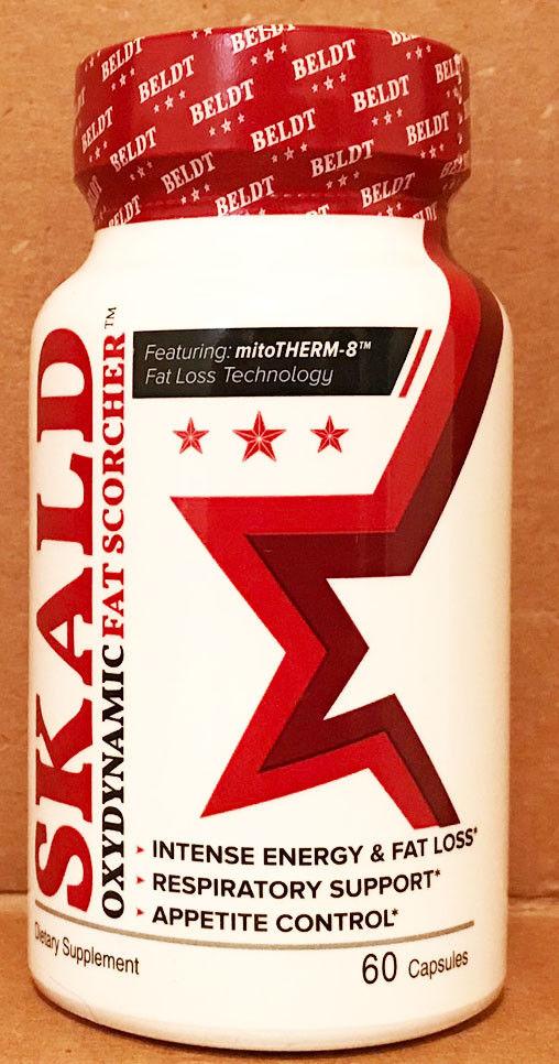 SKALD First Fat Burner Pills – Respiratory Support – Best Weight Loss Supplement