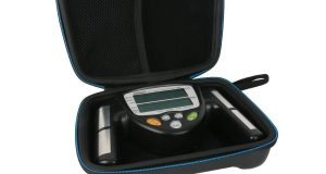 For Omron Fat Loss Monitor Body Fat Analyzer Dustproof Hard Storage Case Baval
