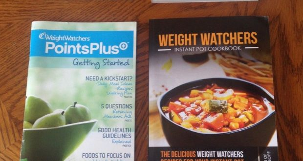 Weight Watchers Program Guide Recipe Book Lot Points Booster Instant Pot Dining