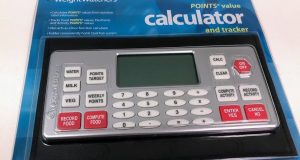 NEW Sealed Weight Watchers Points Value Calculator and Tracker weight loss