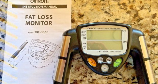OMRON Fat Loss Monitor HBF-306C