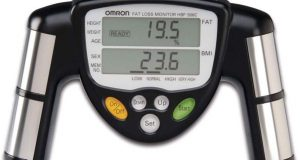 Omron Fat Loss Monitor HBF-306C handheld NEW