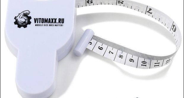 BMI Body Mass Index Retractable Tape Measuring Calculator Diet Weight Loss Tool