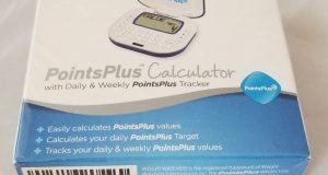 Weight Watchers PointsPlus Weight Loss Calculator Tracker |NAC 4A|