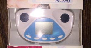 Body Fat Analyzer Monitor BMI Meter Weight Loss Tester Calculator Digital LCD IR