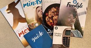Weight Watchers FREESTYLE WELCOME Kit + Pocket Guide + Calculator + BONUS