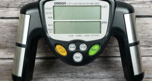 Omron HBF-306C Fat Loss Analyzer Monitor Body Logic Pre-owned