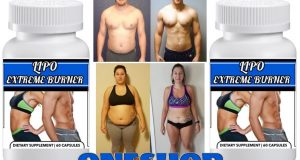 2 Lipo Extreme Burner Body Fat Reduce Weight Loss Diet Pills Slim Waist Control
