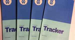 Weight Watchers 2019 TRACKER FREESTYLE-set Of 4