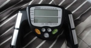 Omron HBF-306C Fat Loss Analyzer Monitor HBF-306C Body Logic GREAT FREE SHIP